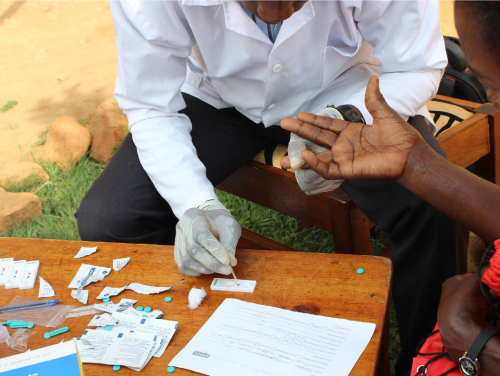 Photo for: COVID-19 and malaria: How surveillance systems can adapt to fight both