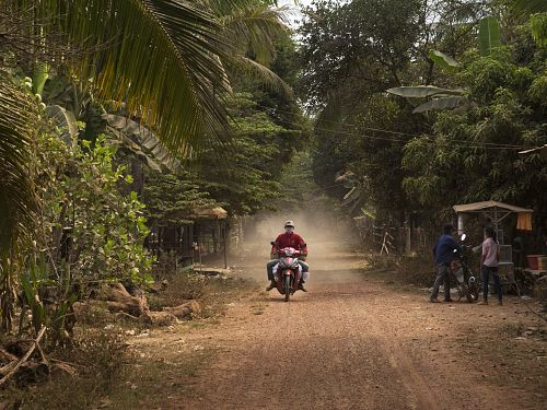 Photo for: New study underlines the importance of active case detection for malaria control in Cambodia's forests
