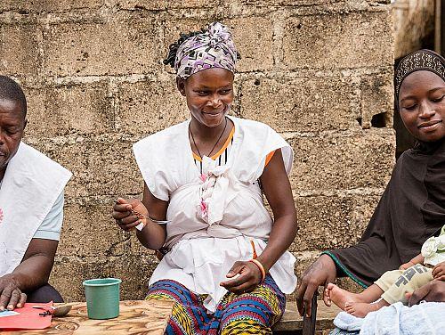 Photo for: World Malaria Day 2021