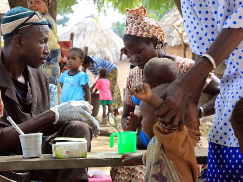 Photo for: Malaria Consortium responds to urgent call to deliver SMC to two million children in Borno state
