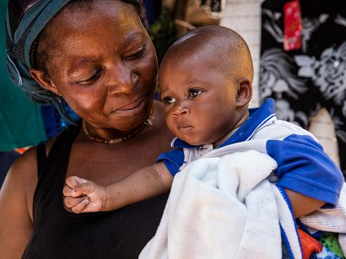 Photo for: WHO recommends RTS,S/AS01 malaria vaccine for children in sub-Saharan Africa