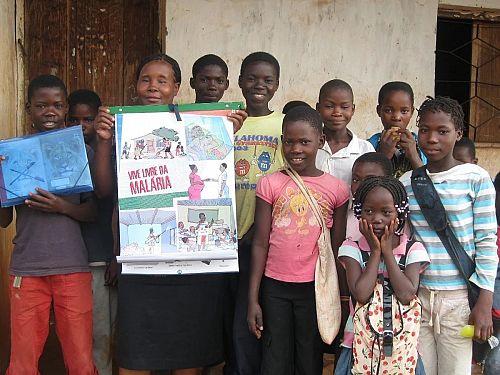 Photo for: Social behaviour change in Mozambique