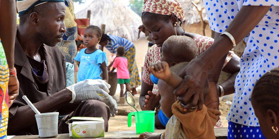 Malaria Consortium responds to urgent call to deliver SMC to two million children in Borno state