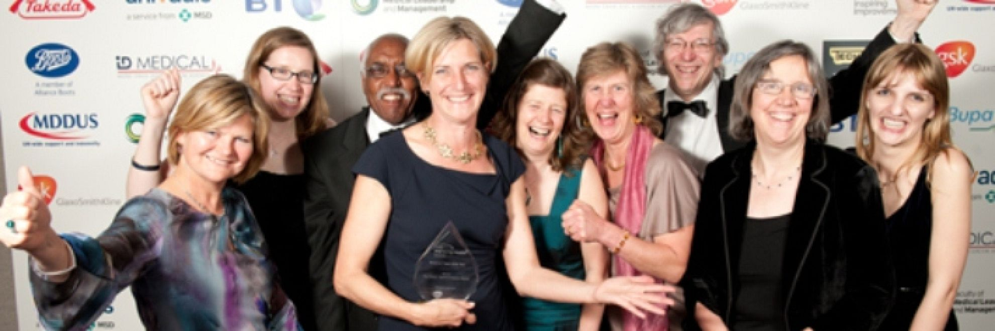 Latest News Feast trial awarded research paper of the year 2012