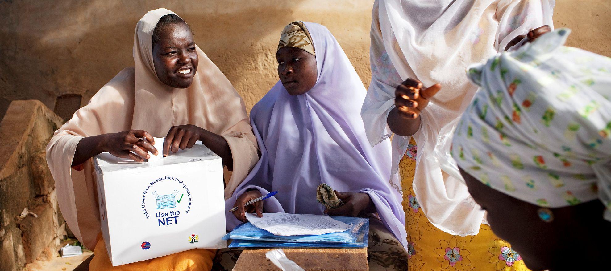 Latest News World malaria report 2013