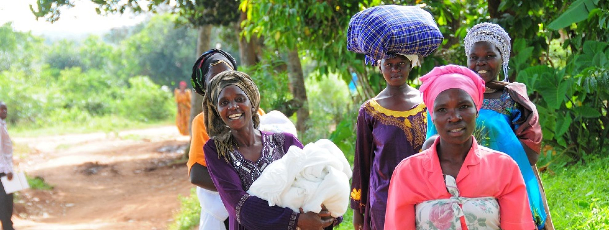 Latest News Historic campaign delivers mosquito nets to every household across uganda