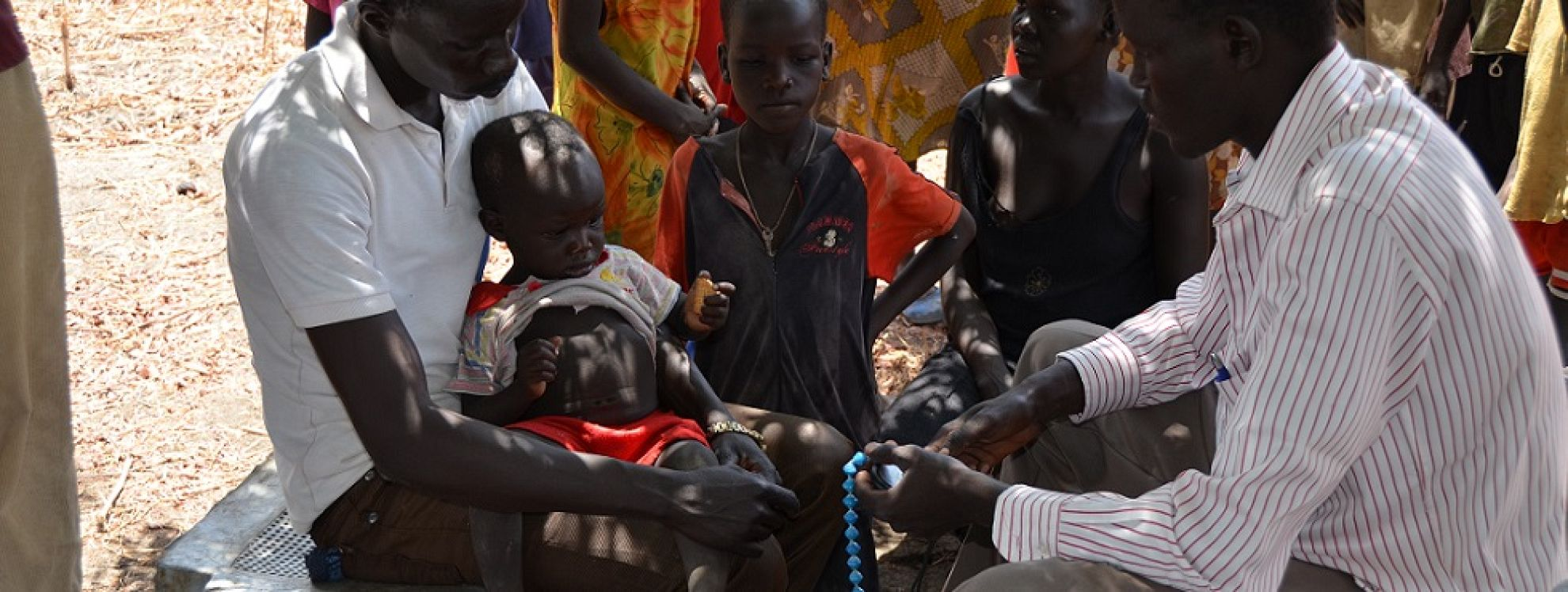 Latest News Sharing progress and lessons learnt from the pneumonia diagnostics project in south sudan short