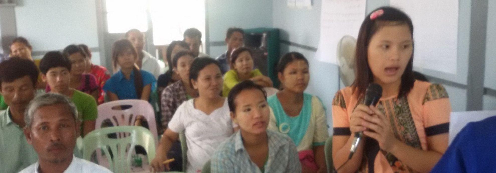 Latest News Myanmar community members spearhead novel approach to eliminate dengue