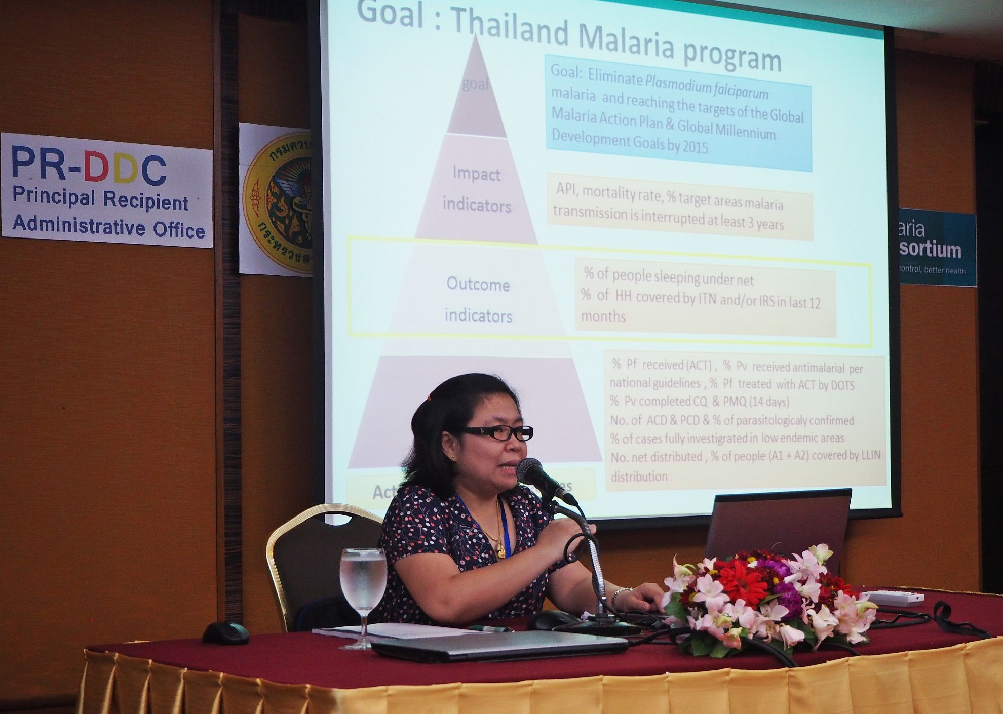 Latest News Knowledge attitudes and practices on malaria in thailand