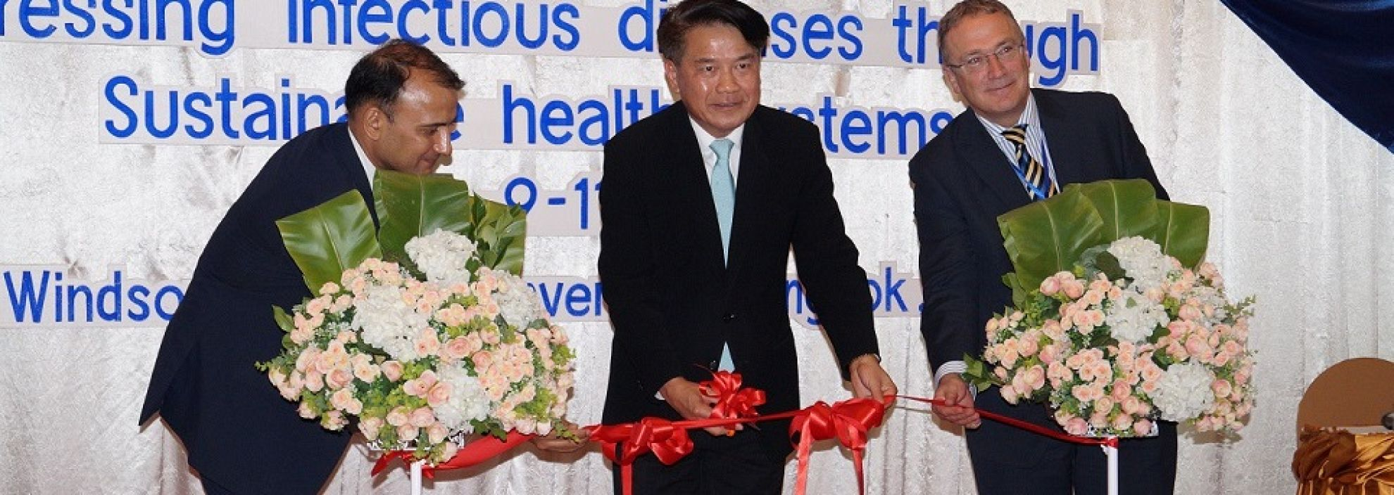Latest News Strong regional health systems are the answer to infectious disease control
