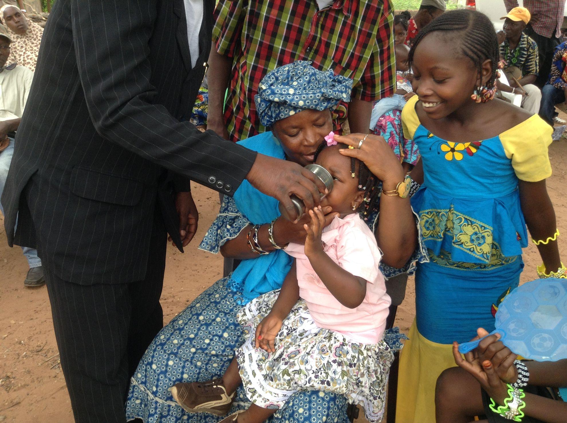 Latest News Guinea scores high despite ebola epidemic
