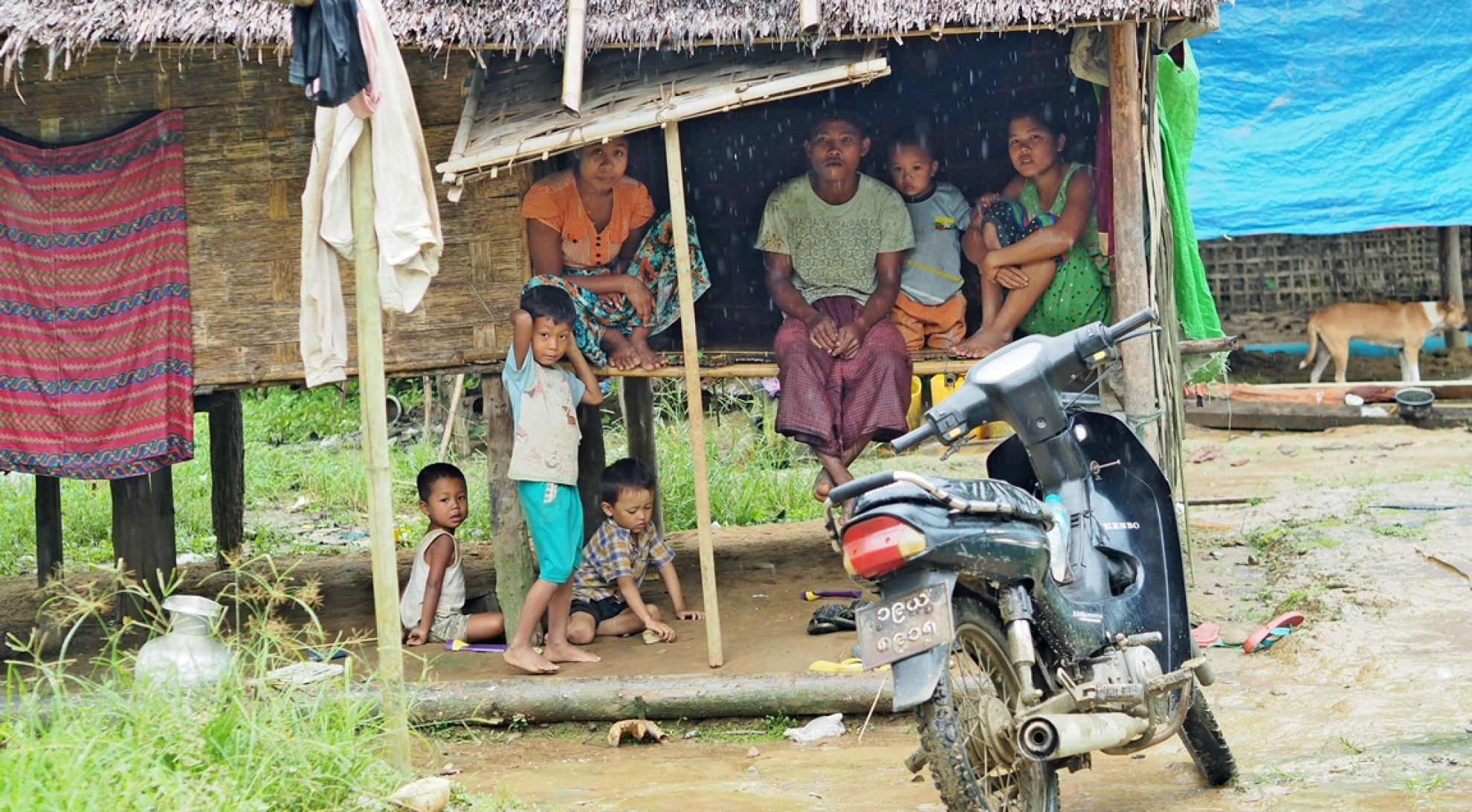Latest News Strengthening healthcare for remote migrant communities in myanmar