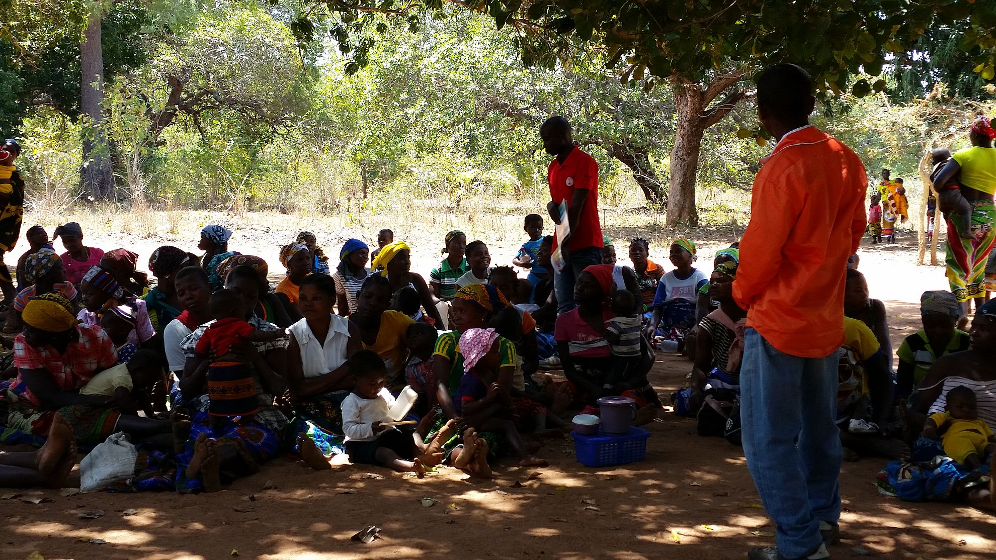 Latest News Using community dialogues to prevent and control ntds