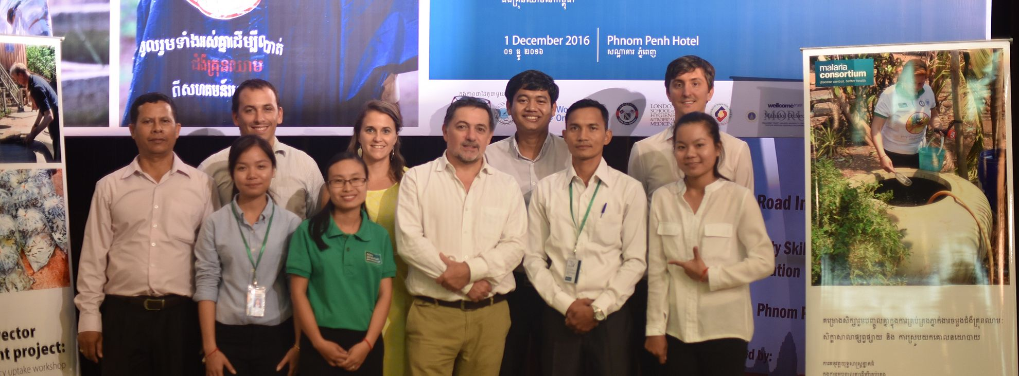 Latest News Malaria consortium receives prize for grassroots solution against dengue in cambodia