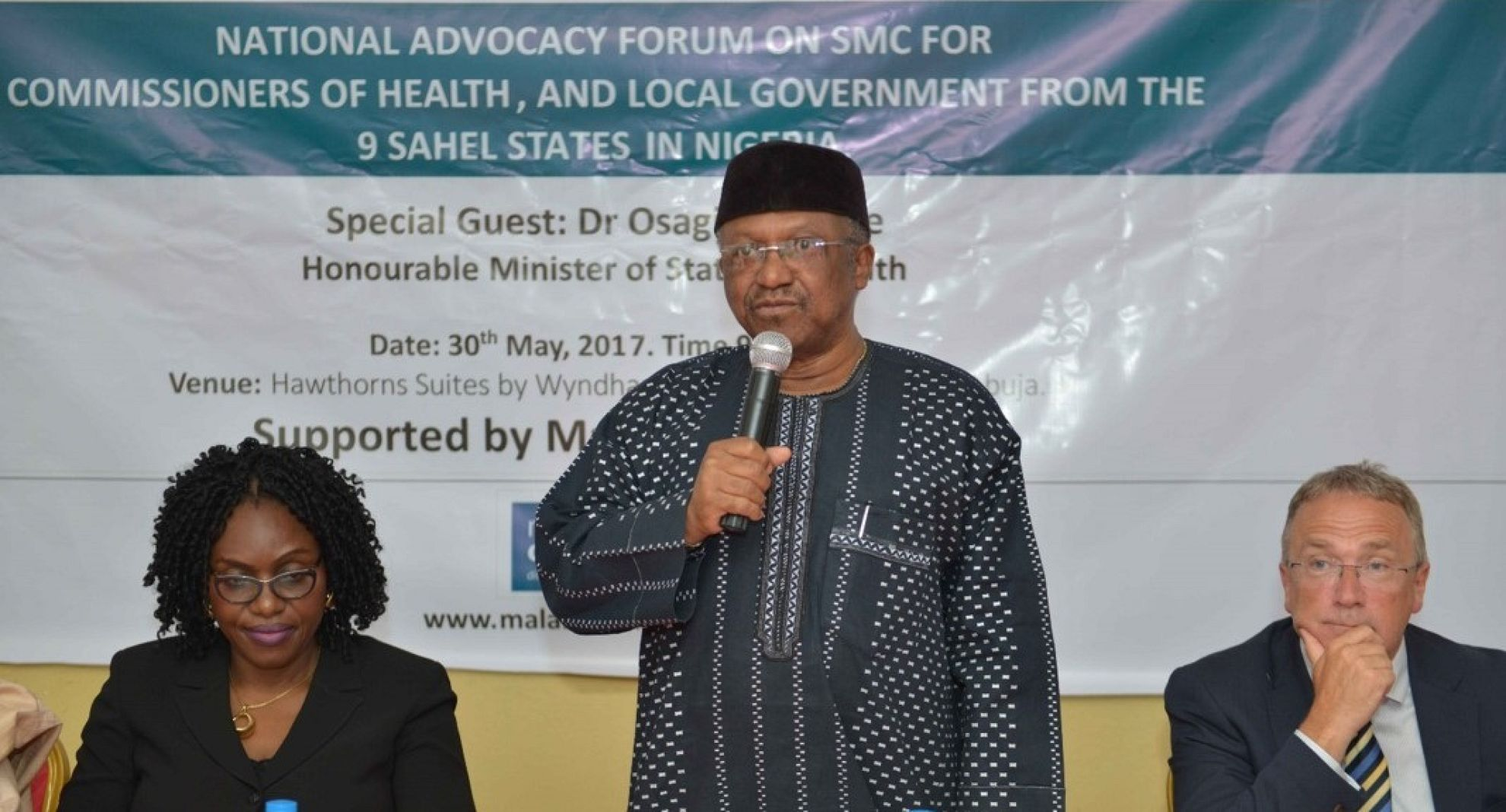 Latest News Nigeria reaffirms its commitment to scale up smc