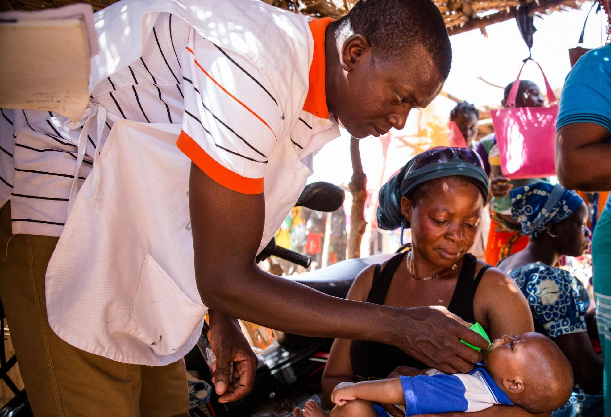 Latest News Malaria consortiumandrsquo s seasonal malaria chemoprevention programme is recommended top charity for second year in a row