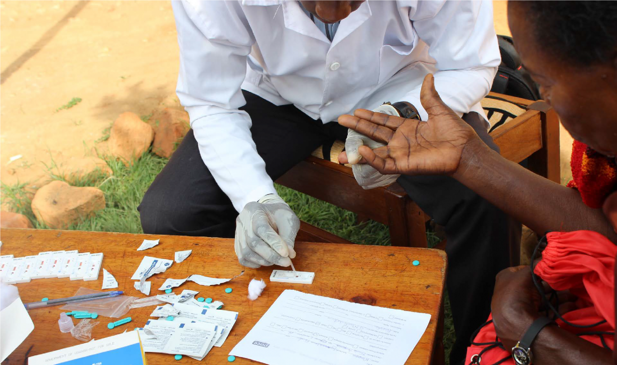 Latest News Covid 19 and malaria how surveillance systems can adapt to fight both