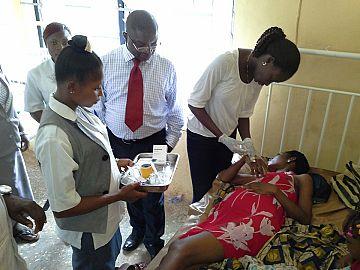Latest News Success treating severe malaria in nigeria