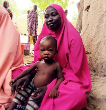 Latest News Video series on malaria consortium led project in the sahel