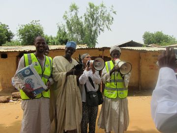Latest News Radio to raise awareness about smc campaign in nigeria