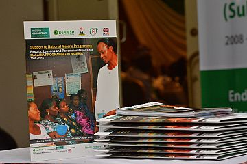 Latest News Parliamentary report acknowledges success of malaria consortiumandrsquo s sunmap nigeria programme