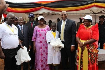 Latest News Uganda launches record net campaign to fight malaria