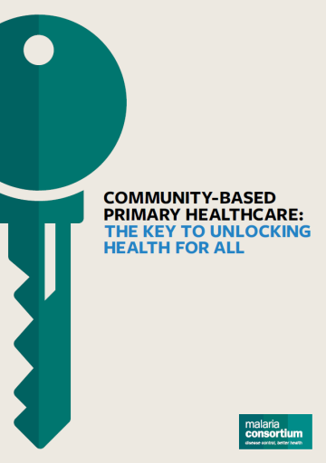 Latest News Community based primary healthcare the key to unlocking health for all