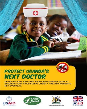 Latest News New malaria communications campaign targets 13 million ugandans