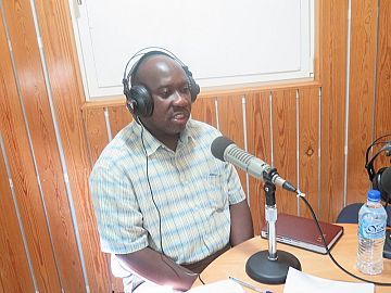Latest News Un radio miraya interviews south sudan interim country director on pneumonia