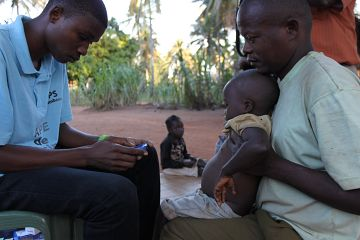 Latest News Expanding community based mobile health mhealth in mozambique