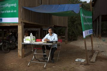 Latest News Community health workers are key to successful malaria elimination projects in cambodia during covid 19