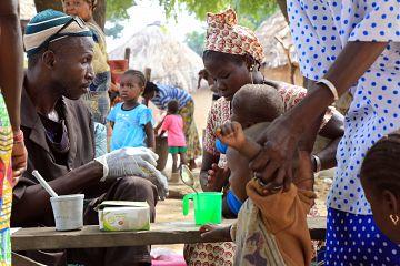 Latest News Malaria consortium responds to urgent call to deliver smc to two million children in borno state