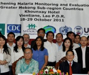 Photo for Strengthening Malaria Monitoring and Evaluation for the Greater Mekong Sub-region Countries