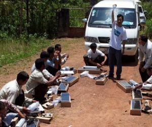 Photo for Innovation moving towards malaria elimination in Cambodia