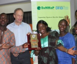 Photo for SuNMaP Wins Lagos State Merit Award 2011
