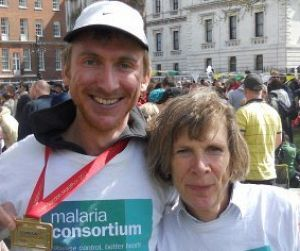 Photo for Racing to End Malaria: London Marathon 2012