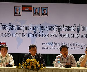 Photo for Keeping artemisinin resistance high on the agenda