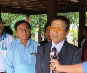 Photo for First dengue campaign launched in Pailin, Cambodia
