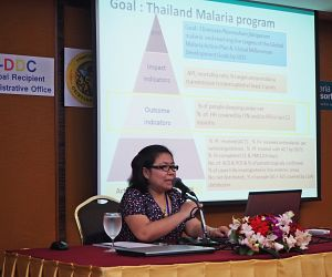 Photo for Knowledge, attitudes and practices on malaria in Thailand