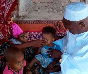 Photo for Major malaria prevention method can save over 10 million young children in the Sahel
