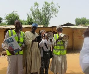 Photo for Radio to raise awareness about SMC campaign in Nigeria
