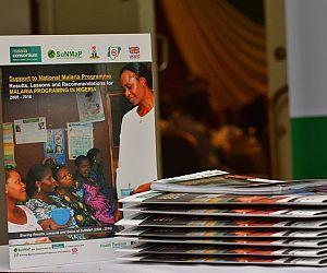 Photo for Parliamentary report acknowledges success of Malaria Consortium's SuNMaP Nigeria programme