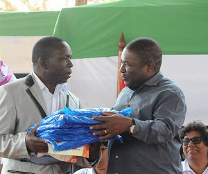 Photo for 2.8 Million bed nets to be distributed across Mozambique