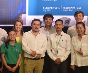 Photo for Malaria Consortium receives prize for grassroots solution against dengue in Cambodia