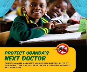 Photo for New malaria communications campaign targets 13 million Ugandans
