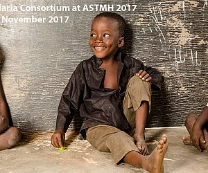 Photo for Malaria Consortium at ASTMH 2017