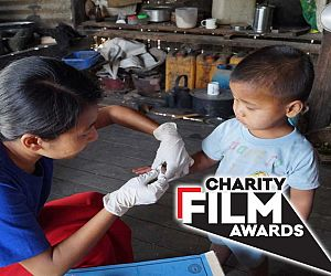 Photo for Vote for Malaria Consortium in the Charity Film Awards