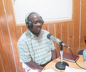 Photo for UN Radio Miraya interviews South Sudan Country Director on pneumonia