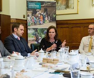 Photo for Experts discuss extending access to quality health services in low income countries