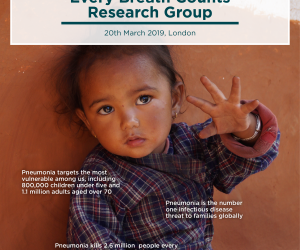 Photo for Malaria Consortium hosts the first Every Breath Counts Research Group meeting